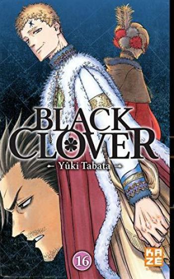 Couverture de l'album Black Clover - 16. Tome 16