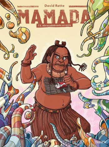 Couverture de l'album Mamada - 3. Abracadabrante Errante