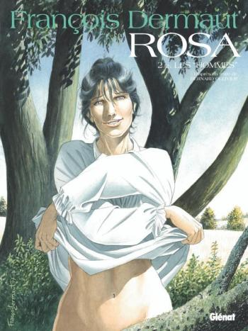 Couverture de l'album Rosa - 2. Les Hommes