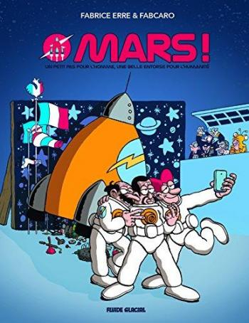 Couverture de l'album Mars ! (One-shot)