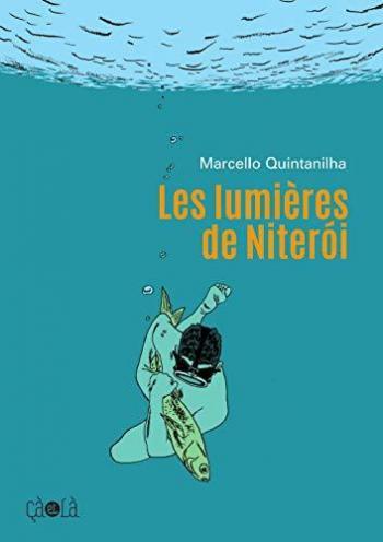 Couverture de l'album Les Lumières de Niterói (One-shot)