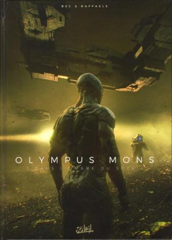 Couverture de l'album Olympus Mons - 5. Dans l'ombre du soleil