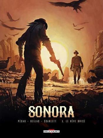 Couverture de l'album Sonora - 3. Le Rêve brisé