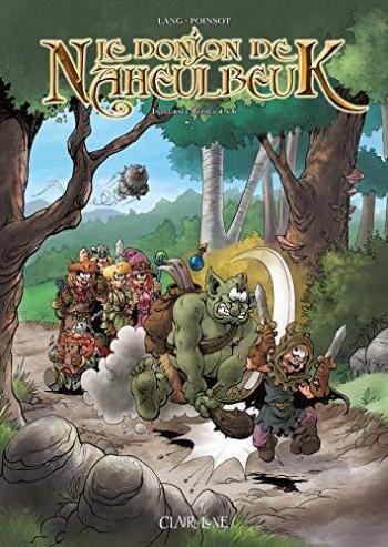 Couverture de l'album Le Donjon de Naheulbeuk - INT. Intégrale 2 - tomes 4 à 6