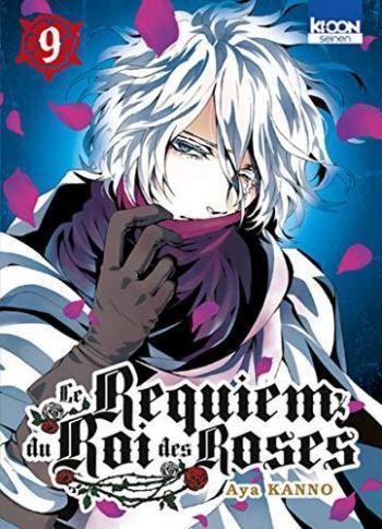 Couverture de l'album Le Requiem du roi des roses - 9. Tome 9