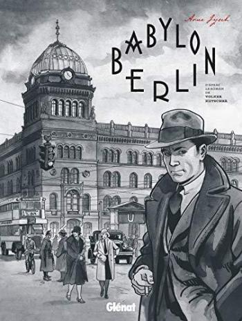 Couverture de l'album Babylon Berlin (One-shot)