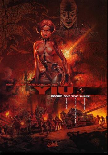 Couverture de l'album YIU - COF. Book One - Aux enfers ; Book Two - La promesse que je te fais ; Book Three - Assassaints