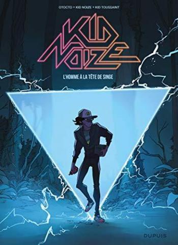 Couverture de l'album Kid Noize - 1. L'homme à la tête de singe