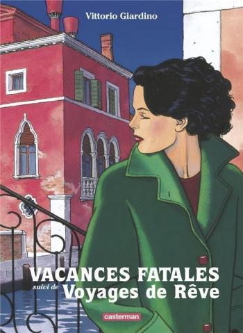 Couverture de l'album Vacances fatales (One-shot)