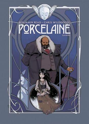 Couverture de l'album Porcelaine - 1. Gamine