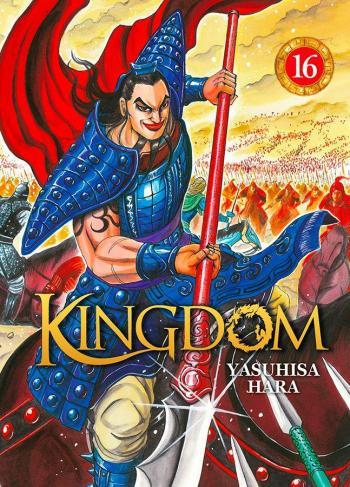 Couverture de l'album Kingdom - 16. Vie et mort d'un grand général