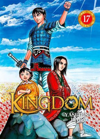 Couverture de l'album Kingdom - 17. Riboku arrive à Kanyou.