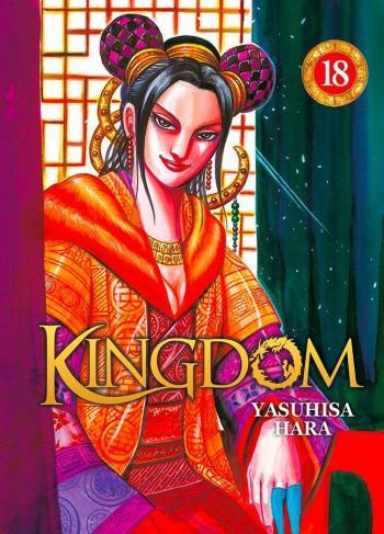 Couverture de l'album Kingdom - 18. Retrouvailles et intrigues au Harem.