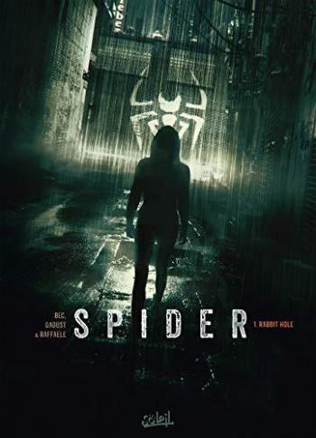Couverture de l'album Spider - 1. Rabbit Hole