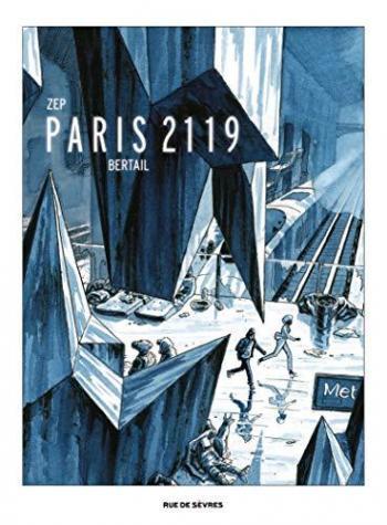 Couverture de l'album Paris 2119 (One-shot)