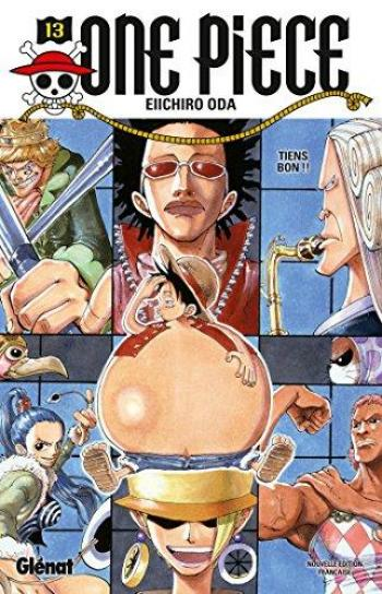 Couverture de l'album One Piece - 13. Soit forte !