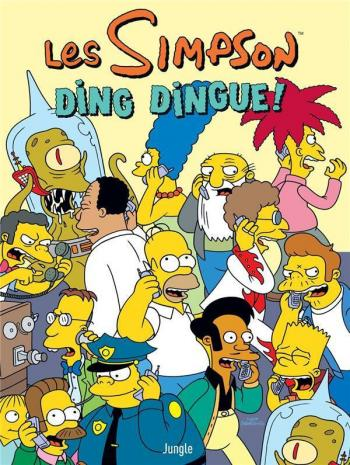 Couverture de l'album Les Simpson (Jungle) - 37. Ding Dingue !