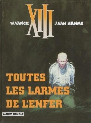 Couverture de l'album XIII (France Loisirs - Album double) - 2. Toutes les larmes de l'enfer - Verso- SPADS
