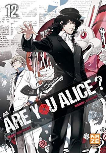 Couverture de l'album Are You Alice? - 12. Tome 12