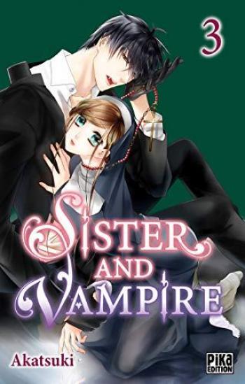 Couverture de l'album Sister and Vampire - 3. Tome 3