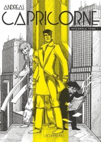Couverture de l'album Capricorne - INT. Capricorne - Intégrale T1 à 5
