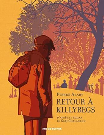 Couverture de l'album Retour à Killybegs (One-shot)