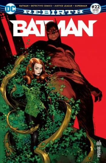 Couverture de l'album Batman Rebirth (Urban Presse) - 22. Catwoman va-t-elle se marier ?