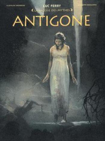 Couverture de l'album Antigone (la sagesse des mythes) (One-shot)