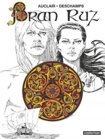 Couverture de l'album Bran Ruz (One-shot)