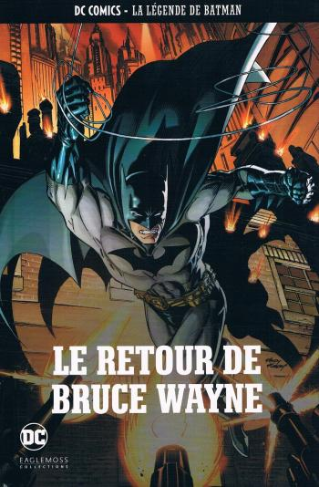 Couverture de l'album DC Comics - La légende de Batman - 51. Le retour de Bruce Wayne