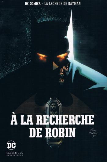 Couverture de l'album DC Comics - La légende de Batman - 75. A la recherche de Robin