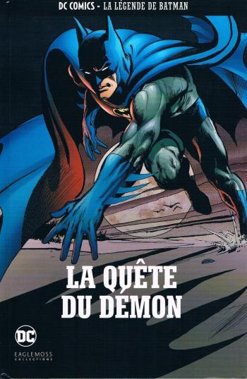 Couverture de l'album DC Comics - La légende de Batman - 15. La quête du Démon