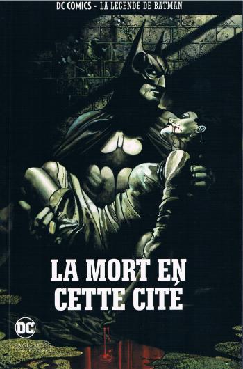 Couverture de l'album DC Comics - La légende de Batman - 42. La mort en cette cité