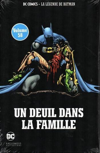 Couverture de l'album DC Comics - La légende de Batman - 17. Un deuil dans la famille