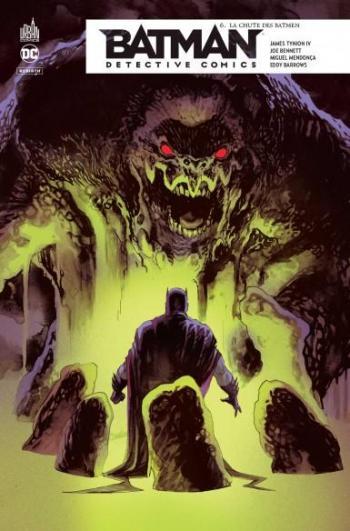 Couverture de l'album Batman - Détective Comics - 6. La chute des Batmen