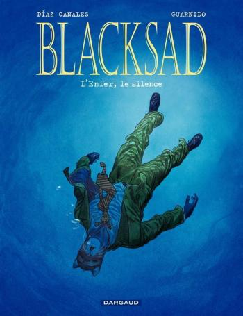 Couverture de l'album Blacksad - 4. L'Enfer, le silence