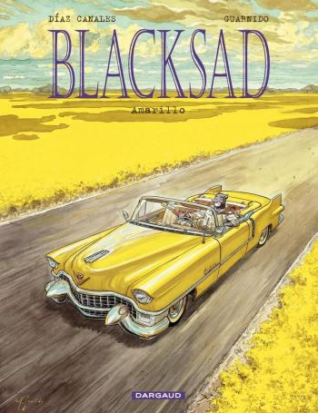 Couverture de l'album Blacksad - 5. Amarillo