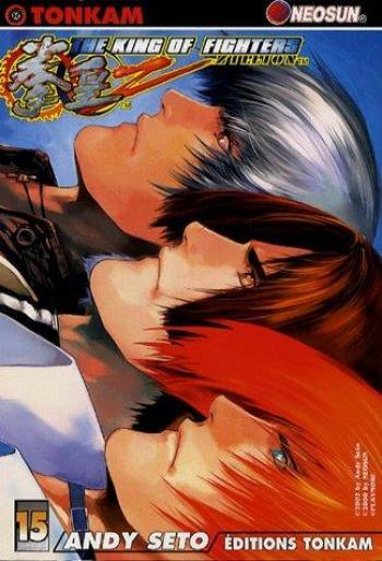 Couverture de l'album The King of Fighters Zillion - Tome 15