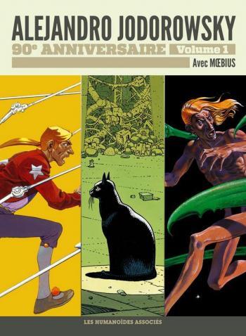 Couverture de l'album Alejandro Jodorowsky 90e anniversaire - 1. Volume 1