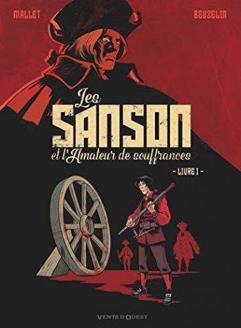 Couverture de l'album Les Sanson et l'amateur de souffrances - 1. Charles et Charles II