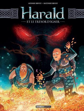 Couverture de l'album Harald et le Trésor d'Ignir - 1. Tome 1