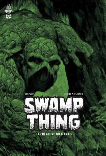 Couverture de l'album Swamp Thing - La légende (One-shot)