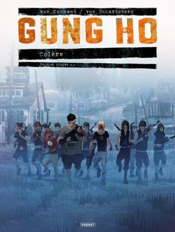 Couverture de l'album Gung Ho - 8. Colère 4.2