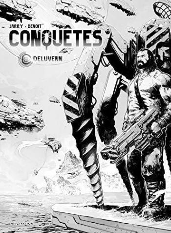 Couverture de l'album Conquêtes - 2. Deluvenn