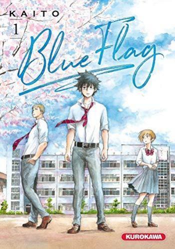 Couverture de l'album Blue Flag - 1. Tome 1