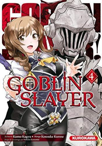 Couverture de l'album Goblin Slayer - 4. Tome 4