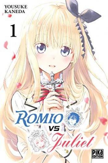 Couverture de l'album Romio vs Juliet - 1. Tome 1