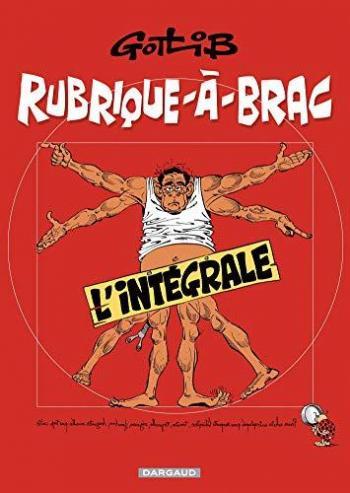 Couverture de l'album Rubrique-à-brac - INT. Intégrale Rubrique à brac