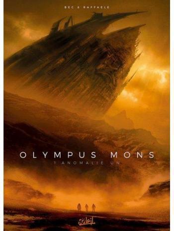 Couverture de l'album Olympus Mons - 1. Anomalie Un