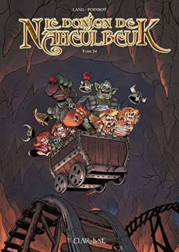 Couverture de l'album Le Donjon de Naheulbeuk - 24. Sixième saison - Partie 6